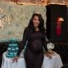 Világra hozta első gyermekét Angela Simmons