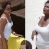 Whitney Houston rettenetesen elhízott