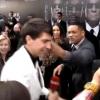 Will Smith megütött egy riportert