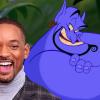 Will Smith-nek nehézséget okozott átvenni Dzsini szerepét az Aladdinban Robin Williamstől