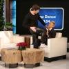 Zac Efron öltáncot adott Ellen DeGeneresnek