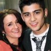 Anyukája áll ki Zayn Malik mellett