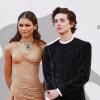 Zendaya és Timothée Chalamet felrobbantották a vörös szőnyeget Velencében