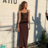 Zendaya ismét ragyogott - ezúttal a Green Carpet Fashion Awardson