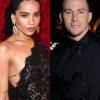 Zoe Kravitz és Channing Tatum külön érkezett, de együtt távozott a Met-gáláról