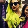 Zöld hajszínre váltott Lady Gaga