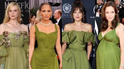 16 csodás zöld ruha