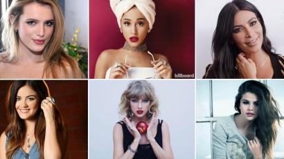 10 híresség, aki odavan valamelyik kollégájáért
