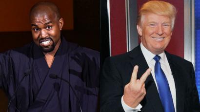 10 millió követőt vesztett Kanye West, mert kiállt Donald Trump mellett?