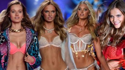 10 új angyalt avatott a Victoria's Secret