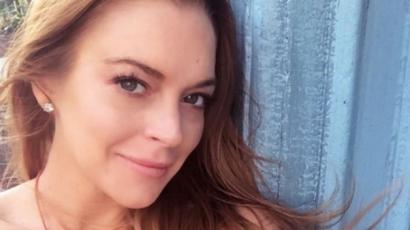11 év után ismét stúdióba vonul Lindsay Lohan