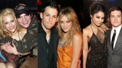 11 sztárpár, akikről elfelejtetted, hogy együtt jártak