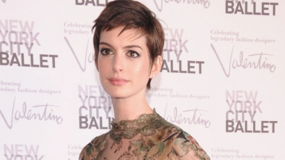 13 napig koplalt Anne Hathaway