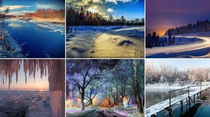 16 fotó, ami azt bizonyítja, hogy a tél igenis csodálatos