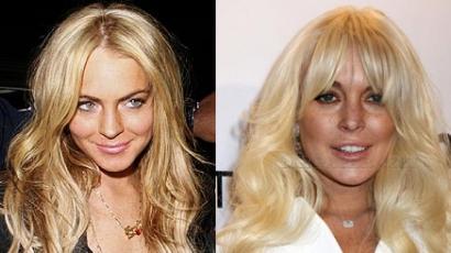 Húsz évet öregedett Lindsay Lohan