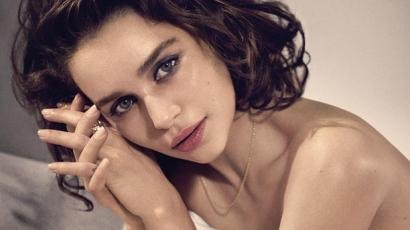 2015 legszexibb nőjének választották Emilia Clarke-ot
