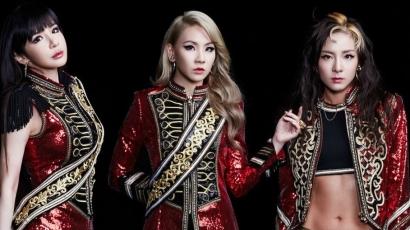 2NE1: feloszlott a csapat