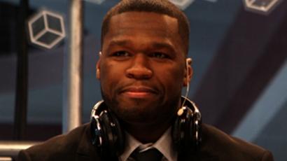 50 Cent depressziós lett