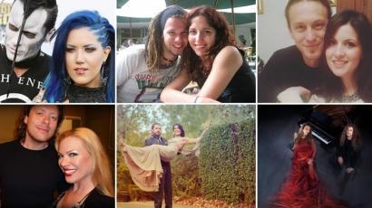 6 pár, akik a metálnak köszönhetően találtak egymásra – II. rész