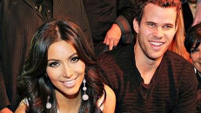 72 nap után válik  Kim Kardashian