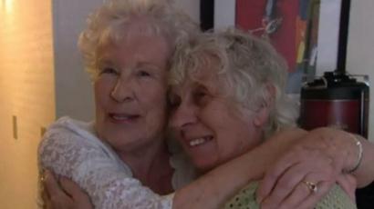 78 év után találtak egymásra a testvérek!