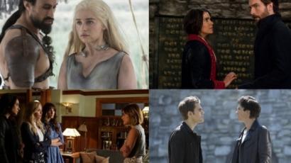8 közkedvelt tévésorozat, ami regényen alapszik