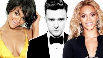 9 dal, amiről nem tudtad, hogy Justin Timberlake írta