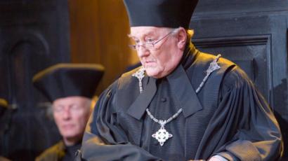 91 éves korában elhunyt a Harry Potter sztárja