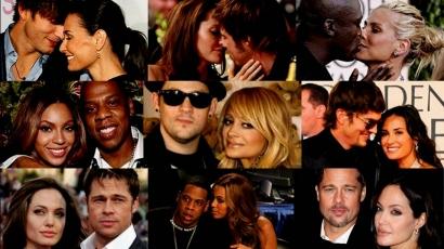 A tíz legszeretereméltóbb pár Hollywoodban