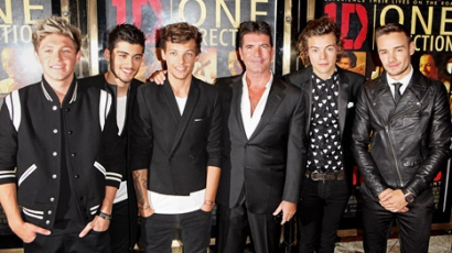 "One Direction: ""Simon remek apa lesz"""