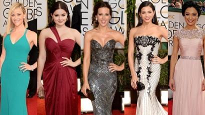 A 2014-es Golden Globe legszebb ruhái