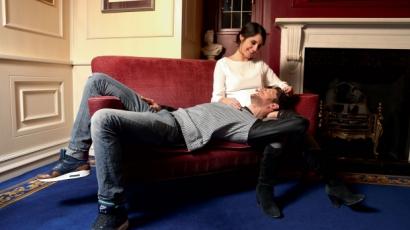 A Grosjean házaspár boldogan várja második gyermekét