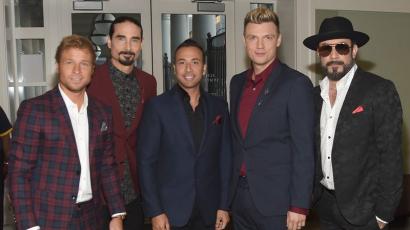 A Backstreet Boys 25 éves fennállását ünnepelte