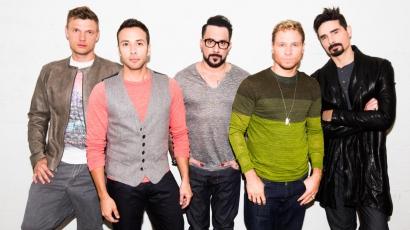 A Backstreet Boys előadta új dalát