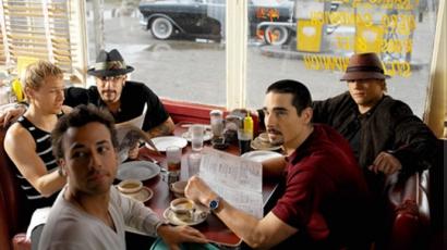 A Backstreet Boys is dokumentumfilmet forgat