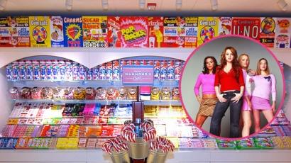 A Bajos csajok nevével fémjelzett édességeket dobott piacra a Dylan's Candy Bar