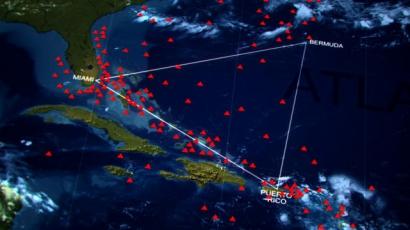 A Bermuda-háromszög titka  - 1. rész