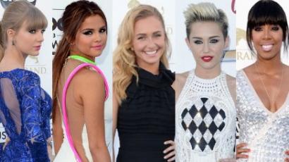 A Billboard Awards legszebb és legrosszabb ruhái
