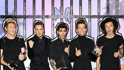 A bíróságon egyesül Zayn Malik és a One Direction