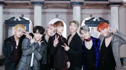 A BTS Blood Sweat & Tears videoklipje is átlépte 200 milliós megtekintést a YouTube-on