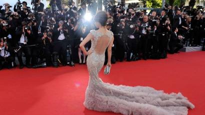A Cannes-i Filmfesztivál legszebb ruhái