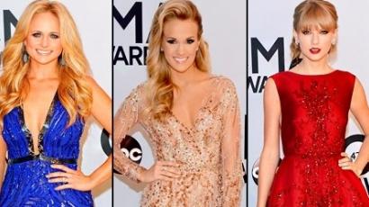 A CMA Awards legjobban öltözött sztárjai