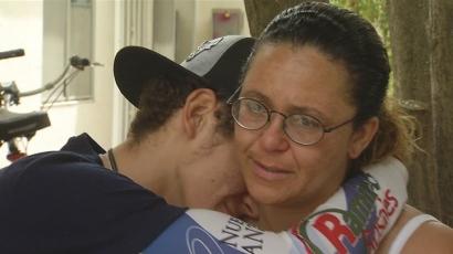 A Facebook által talált rá 15 éve elrabolt fiára egy anya