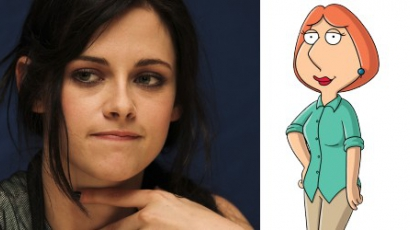 A Family Guy-ban is Kristen Stewart a téma