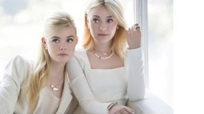 A Fanning testvérek új divatkampányban