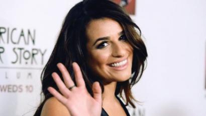 A Fehér Házból lopott Lea Michele