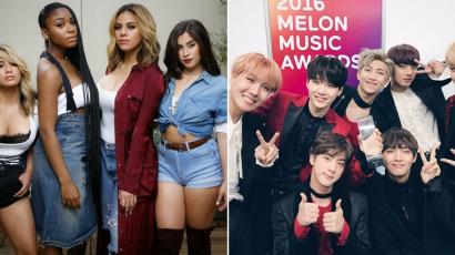 A Fifth Harmony szívesen dolgozna együtt a BTS-szel