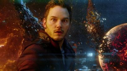 A galaxis őrzői az év legsikeresebb filmje