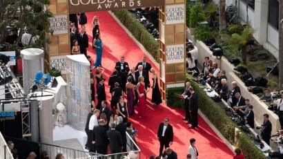 A Golden Globe-díj-átadó nyertesei