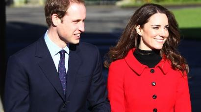 A hercegi pár Kanadába látogat
